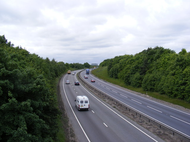A12 Southbound