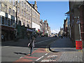 NT2673 : Nicholson Street from the corner of South College Street by Robin Stott