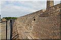 NT3773 : Hoffman kiln at Prestongrange by Alan Murray-Rust