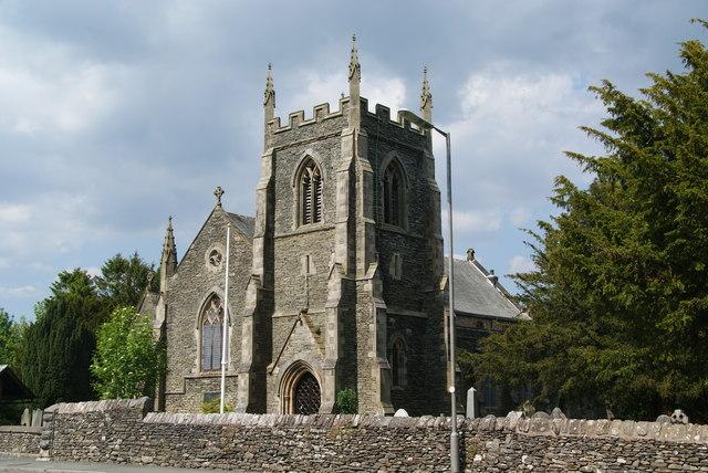 St Oswald's Church, Burneside