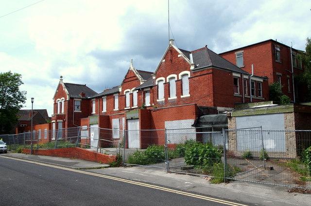 Former Hospital, Mansfield, Notts.