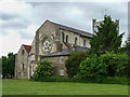 TL3800 : Abbey Church of Waltham Holy Cross and St Lawrence, Waltham Abbey, Essex by Christine Matthews