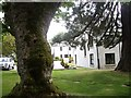 NO8499 : Long-lived trees in Maryculter House Hotel grounds by Stanley Howe