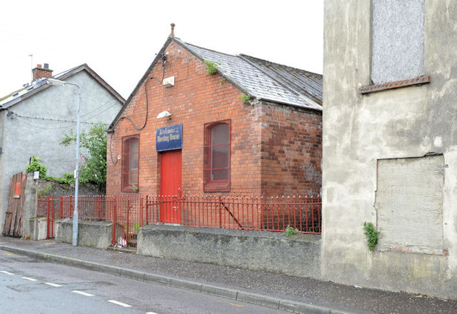 Former Baptist meeting house, Newtownards