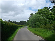 TQ4838 : Beech Green Lane by David Anstiss