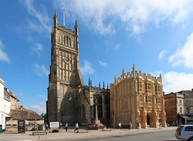 St John the Baptist, Cirencester