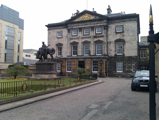Royal Bank of Scotland, St Andrew Square