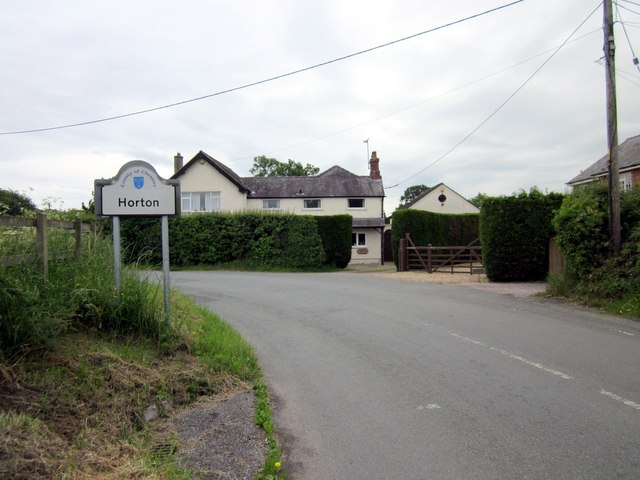 Entering Horton
