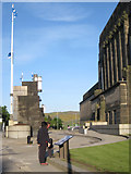NT2674 : Interpreting St Andrew's House, Regent Road by Robin Stott