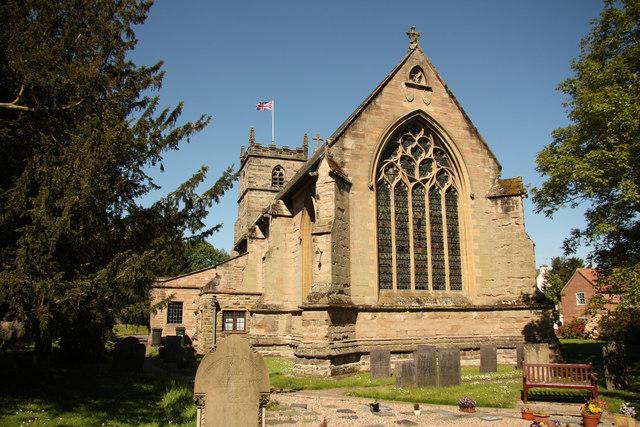 St.Swithun's church