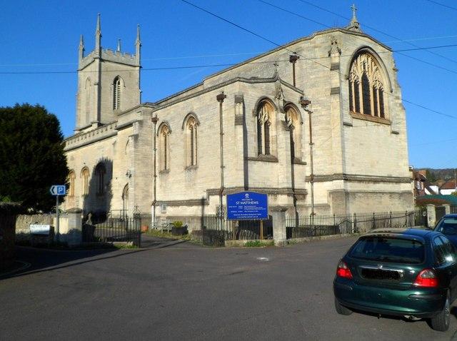 St Matthew's Church, Cainscross