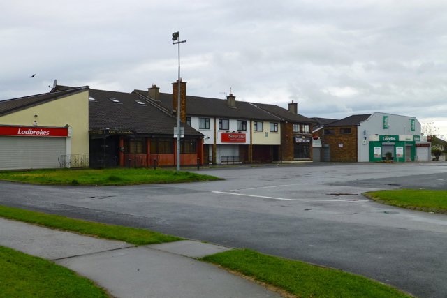 Shops on Cleaboy Road