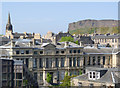 NT2672 : Edinburgh roofscape by Alan Murray-Rust