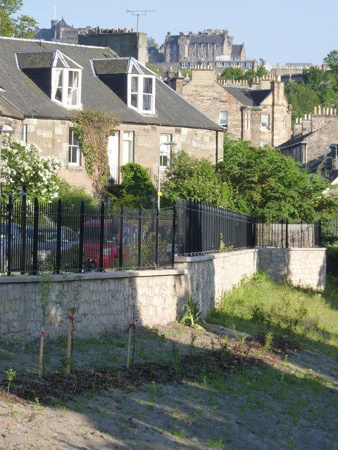 A corner of Stockbridge
