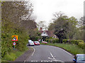 SP1974 : A4141 Approaching Heronfield by David Dixon
