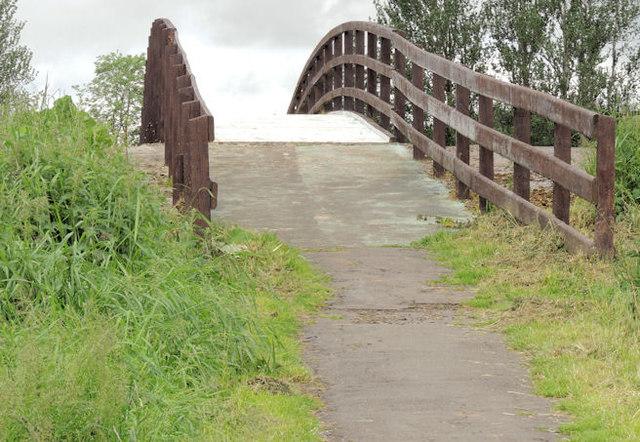 Braid footbridge, Ballymena