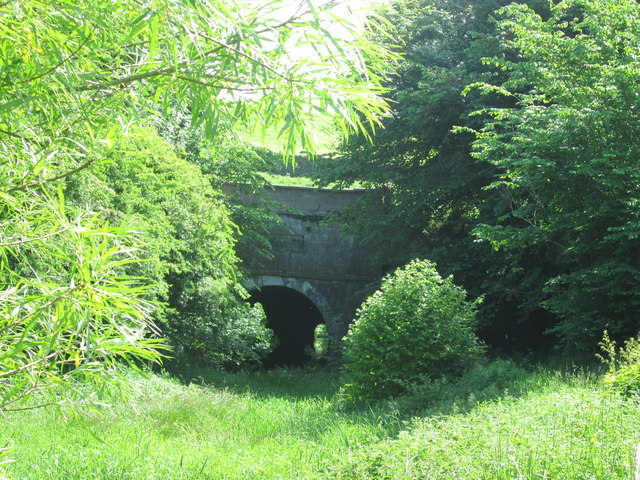 Western end of Hincaster Tunnel