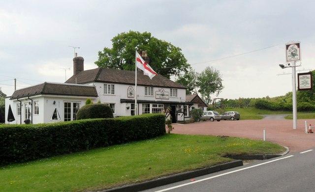 The Squirrel Inn near Battle