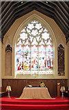 TQ3084 : St Andrew, Thornhill Square, Barnsbury - Sanctuary by John Salmon