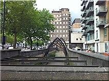 TQ3078 : White Hart Dock by Hugh Craddock