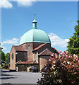 SU8493 : Church of St Mary & St George by Des Blenkinsopp
