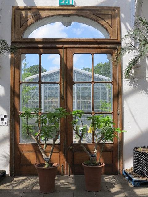 Kew Gardens doors