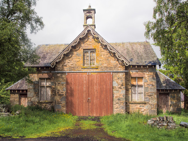 Old school, converted to barn