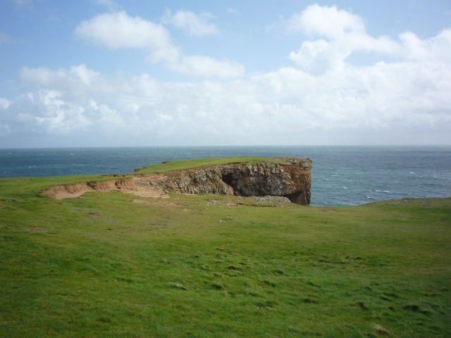 Cliffs of Stackpole Head