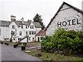 NN9036 : Amulree Hotel closed by Rob Burke