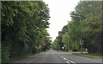 TA2904 : Forty limit on Humberstone Avenue by John Firth