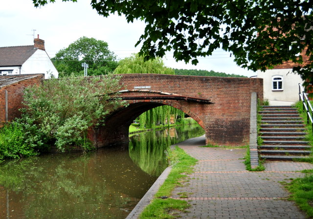 Lichfield Road Bridge