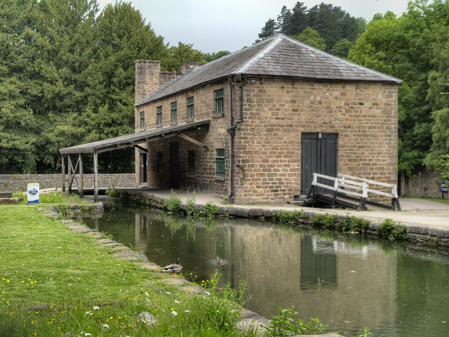 Canal Warehouse, Cromford