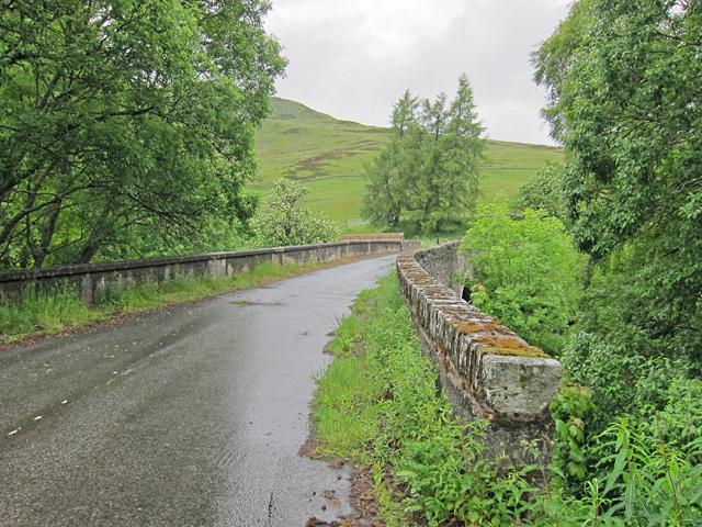 Old bridge at Amulree