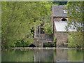 SK2956 : Watermill at Cromford by David Dixon
