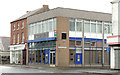 J3773 : First Trust Bank and former Bank of Ireland, Ballyhackamore, Belfast by Albert Bridge