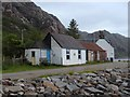 NG7959 : By the shore, Diabaig by Andrew Hill