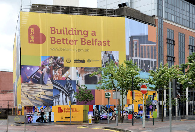 Former Social Security Office, Belfast (June 2013)