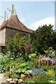 TQ8125 : Oast houses, Great Dixter, Northiam by Dominique MacNeill