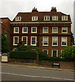 TQ2887 : Ivy House and Northgate House, Highgate Hill by Julian Osley