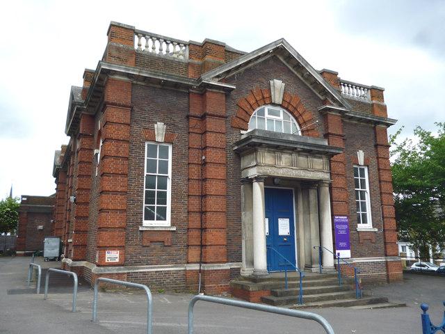 Roehampton:  Memorial Hall