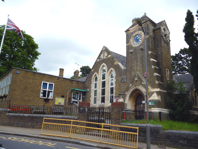 Roehampton:  Infants department, Roehamtpon Primary School