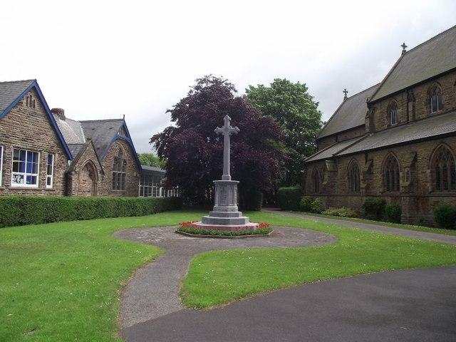 Tarleton War Memorial