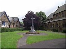 SD4520 : Tarleton War Memorial by Philip Platt