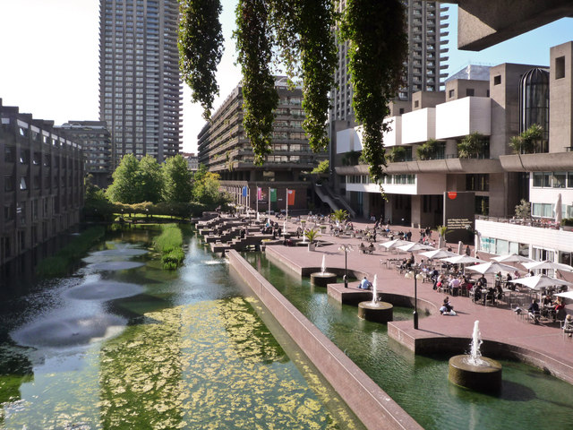 Barbican Lake Terrace