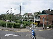 SP2055 : Stratford Upon Avon - Bridgefoot Car Park by Alan Heardman