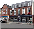 SO1091 : NatWest Newtown by Jaggery