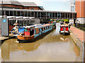 SP4540 : Oxford Canal, Banbury by David Dixon