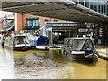 SP4540 : Tooley's Historic Boatyard, Banbury by David Dixon