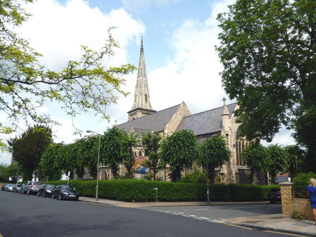 Putney:  St. John's Church