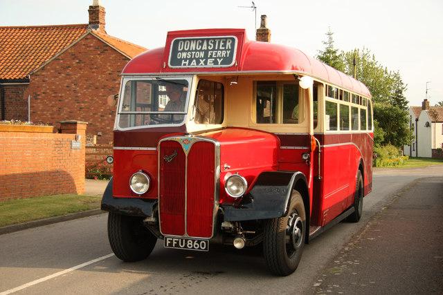 AEC Regent III RT - The National Motor Museum Trust